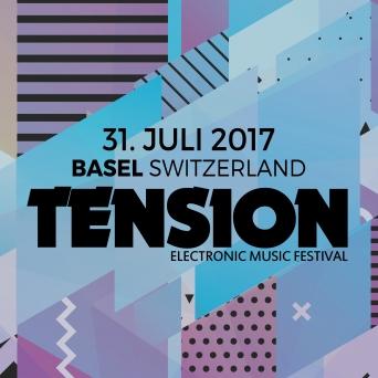 Tension Festival 2017 Gartenbad St. Jakob Basel Tickets