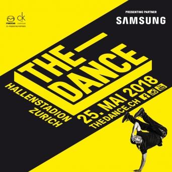The Dance 2018 Hallenstadion Zürich Tickets