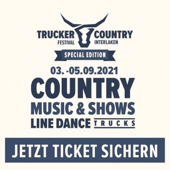 Trucker & Country-Festival SPECIAL EDITION Interlaken JungfrauPark Interlaken Tickets