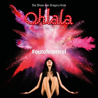Ohlala - Sexy - Crazy - Artistic Diverse Locations Diverse Orte Tickets