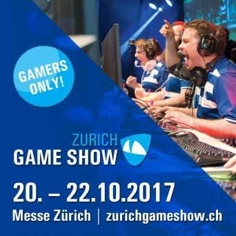 Zurich Game Show 2017 Messe Zürich Zürich Tickets