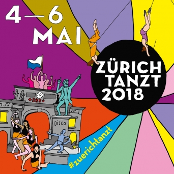 Zürich Tanzt Diverse Locations Zürich Tickets