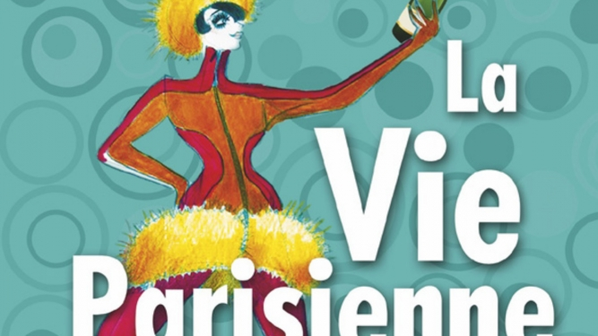 La Vie Parisienne Podium Düdingen Tickets