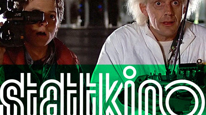 Back To The Future Ehemaliges Kino ABC Zürich Tickets
