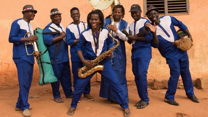 Gangbé Brass Band La Spirale Fribourg Billets