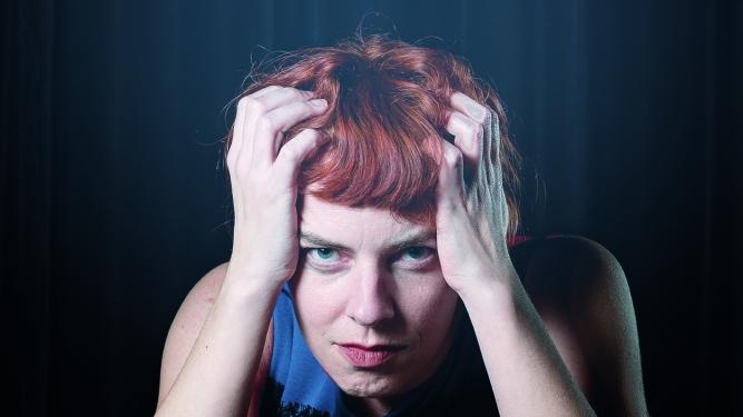 Uta Köbernick: «Ich bin noch nicht fertig» Theater im Teufelhof Basel Tickets