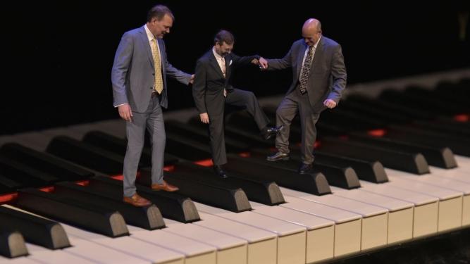 Three Wise Men Aegerihalle Unterägeri Biglietti