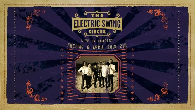 Electric Swing Circus Alte Kaserne Zürich Tickets