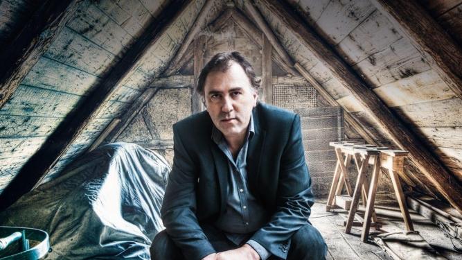 """Stefan Waghubinger: """"Jetzt hätten die guten Tage kommen können"""" Theater im Teufelhof Basel Billets"""