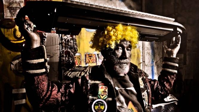 Lee Scratch Perry & Easy Riddim Maker (JAM) Espace culturel le Nouveau Monde Fribourg Billets