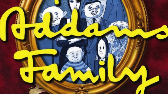 The Addams Family - Musical Podium Düdingen Billets