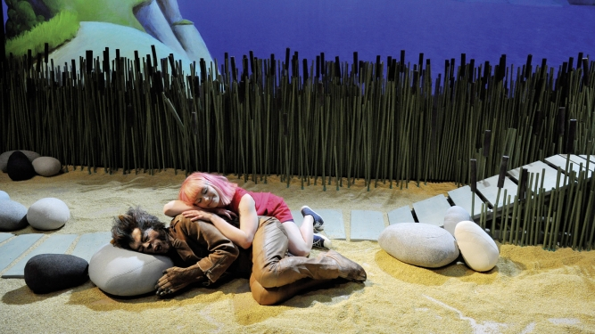 Le Loup des sables Univers@lle Châtel-St-Denis Tickets