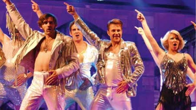 Saturday Night Fever Podium Düdingen Tickets