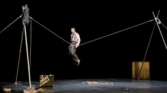 """""""Circus Incognitus"""" Univers@lle Châtel-St-Denis Billets"""