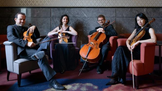 Quatuor Terpsycordes Oekolampad Basel Tickets
