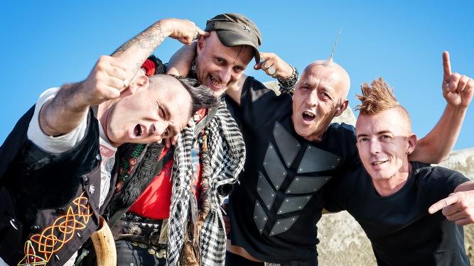 Les Ramoneurs de Menhirs (F) Espace culturel le Nouveau Monde Fribourg Tickets