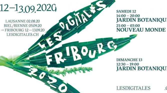 Les Digitales - La Soirée* - Miston (CH) + Tompaul (CH) + Vouipe (CH) + LePhar (CH) Espace culturel le Nouveau Monde Fribourg Billets