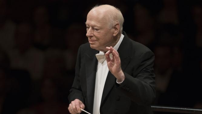 Bernard Haitink, Till Fellner KKL Luzern, Konzertsaal Luzern Tickets