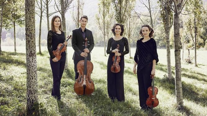 Belenus Quartett Oekolampad Basel Tickets
