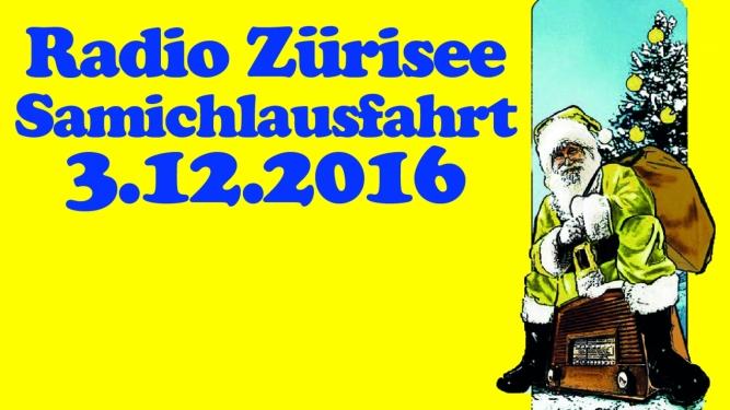 Samichlausfahrt 2016 Bahnhof Wiedikon Zürich Tickets