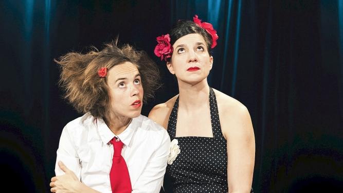 Luna tic: «Heldinnen!» Theater im Teufelhof Basel Tickets