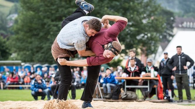 """111. Aargauer Kantonalschwingfest Festgelände """"Schachen"""" Brugg Tickets"""
