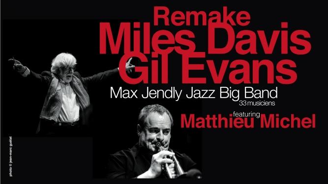 Remake Gil Evans - Miles Davis Theater National Bern Tickets