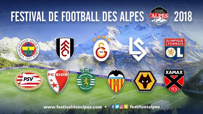 Festival de Football des Alpes Diverse Locations Diverse Orte Tickets