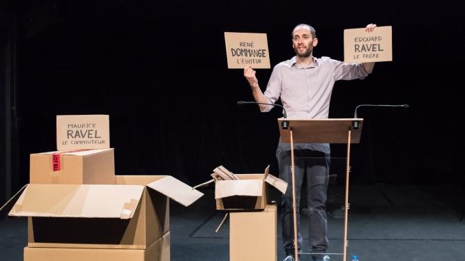 Antoine Defoort: Tojo Theater Reitschule Bern Tickets