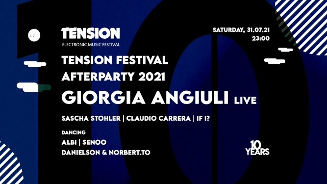 Tension Festival Afterparty Viertel Klub Basel Tickets