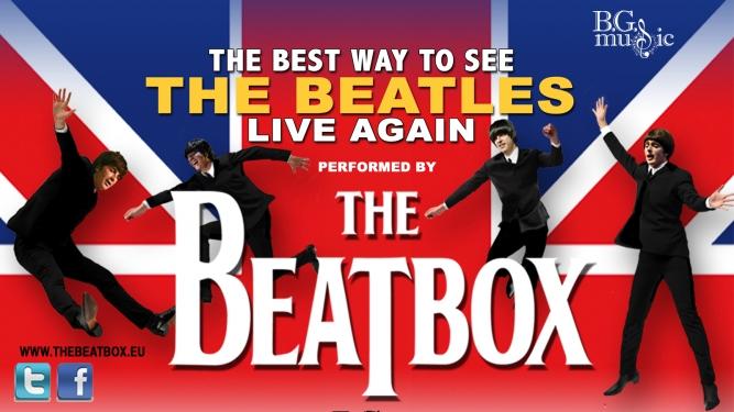 The Beatbox Palais des Congrès Biel/Bienne Biglietti