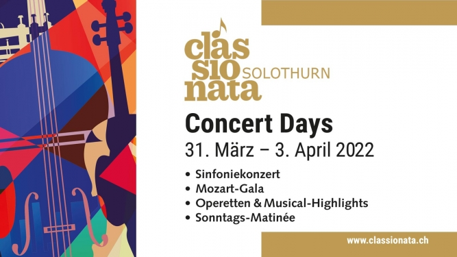 Classionata Music Production Konzertsaal Solothurn Tickets