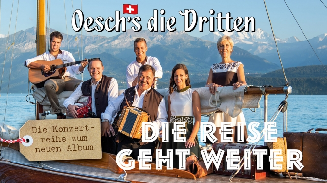 Oesch's die Dritten Tigersaal Langnau Tickets