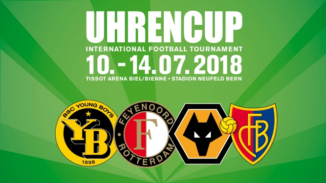 Uhrencup 2018 Diverse Locations Diverse Orte Tickets