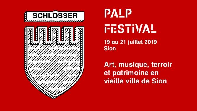 Schlösser - PALP Château de Tourbillon Sion Billets