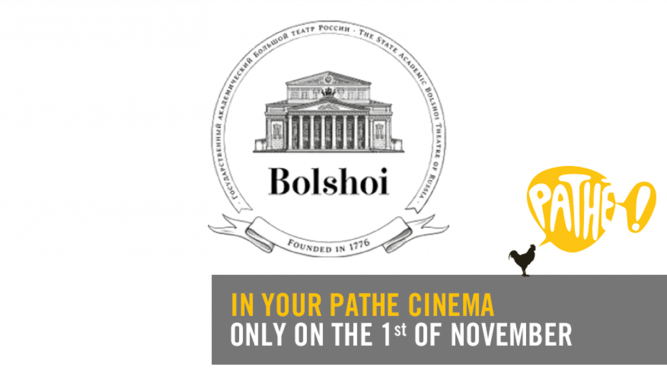 Bolschoi Ballet: Lady of the Camelias Pathé Mall of Switzerland, Saal 6 Ebikon Tickets