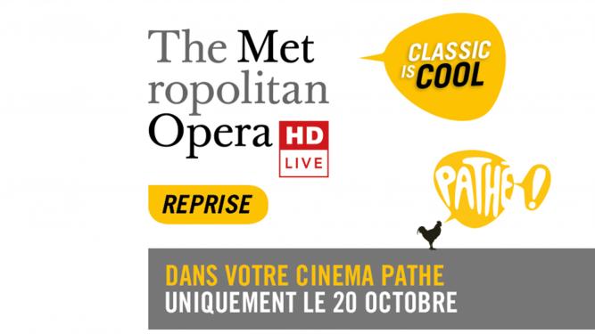 Metropolitan Opera: Rigoletto Pathé Balexert, Salle 3 Genève Tickets