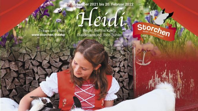 kinder.musical.theater Storchen GmbH Kinder.musical.theater Storchen St.Gallen Tickets