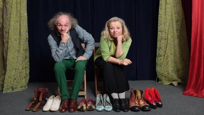 Pas facile de trouver chaussure à son pied Chapiteau (parking de la halle d'exposition) Delémont Billets