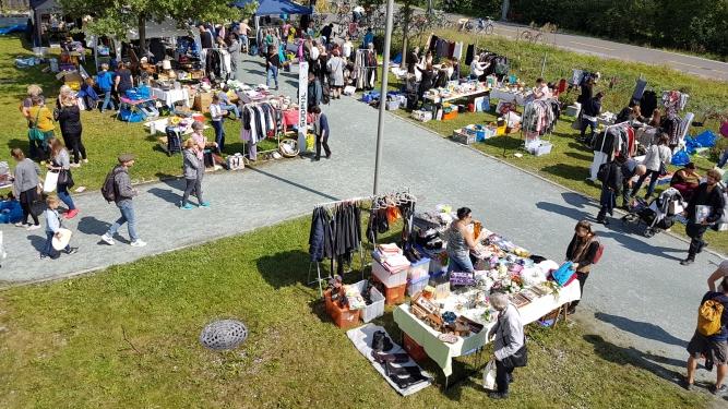 Südpol Festival: Flohmarkt Südpol Luzern Biglietti