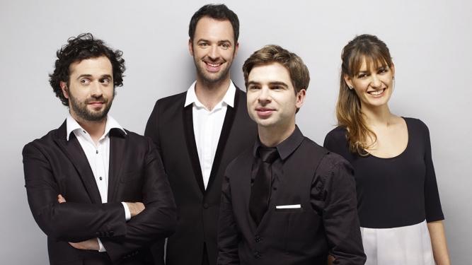 Quatuor Varèse Oekolampad Basel Biglietti