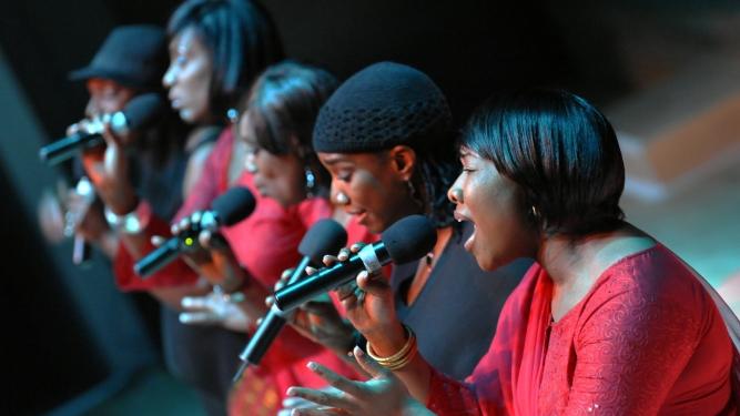 Black Voices Reformierte Kirche Horgen Billets