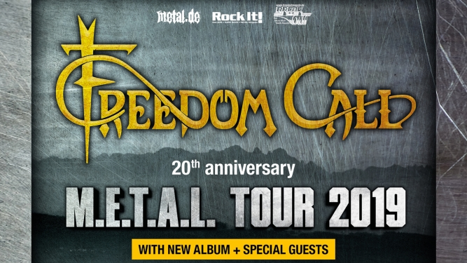 Freedom Call Z7 Pratteln Tickets