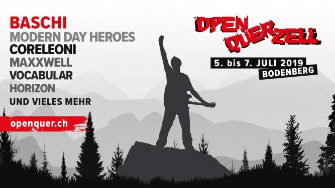 OpenQuer Zell OpenQuer Gelände Zell Tickets
