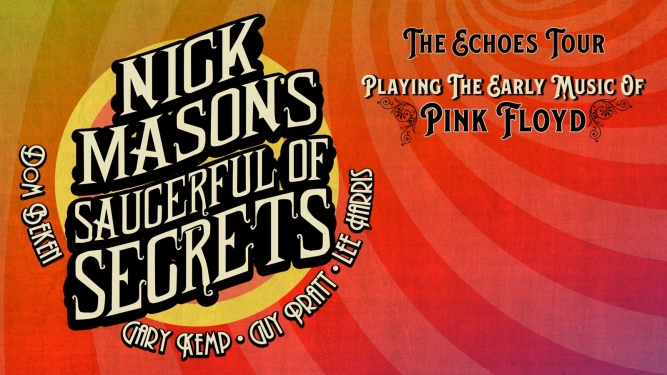Nick Mason's Saucerful Of Secrets Z7 Pratteln Tickets
