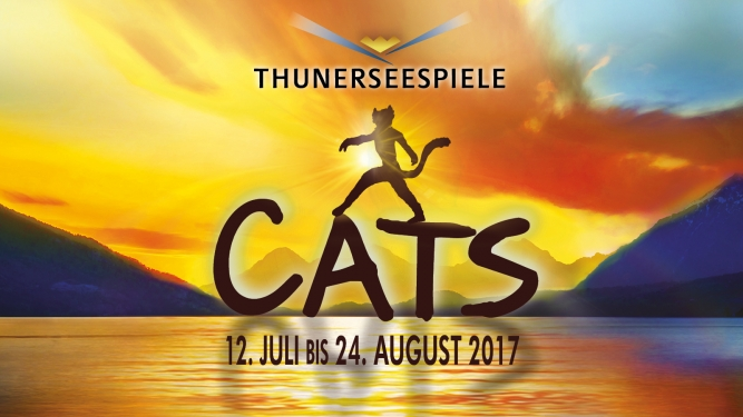 CATS Seebühne Thun Tickets