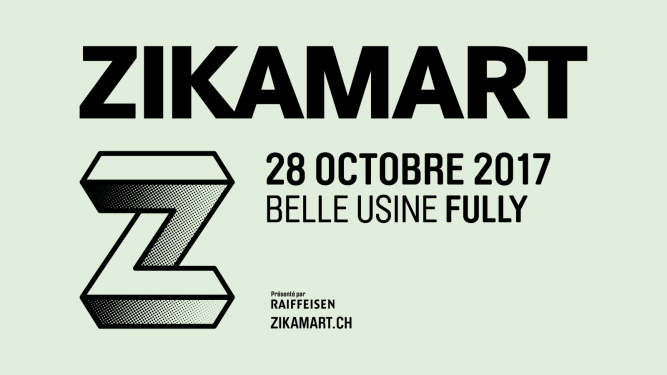 Zikamart Festival 11°édition Belle Usine Fully Tickets