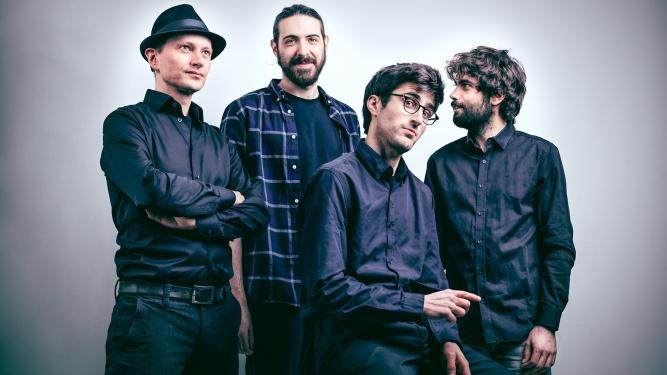Noé Tavelli & The Argonauts Collective Moods Zürich Tickets