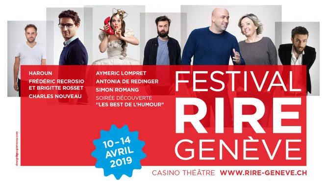 Festival du rire de Gen?ve Casino Th??tre Gen?ve Tickets