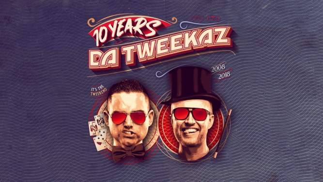 10 Years Da Tweekaz Härterei Club Zürich Tickets